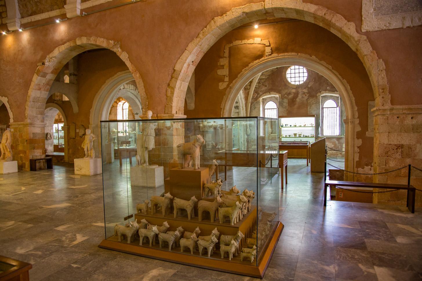 Archeologisch Museum van Chania