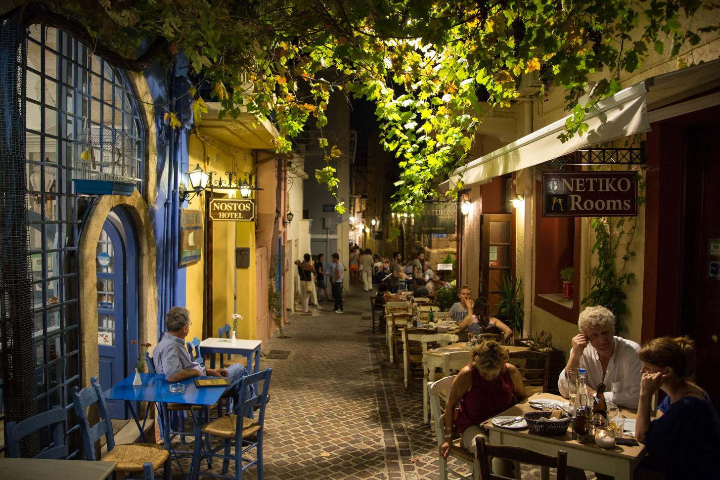 vakantie in Kreta