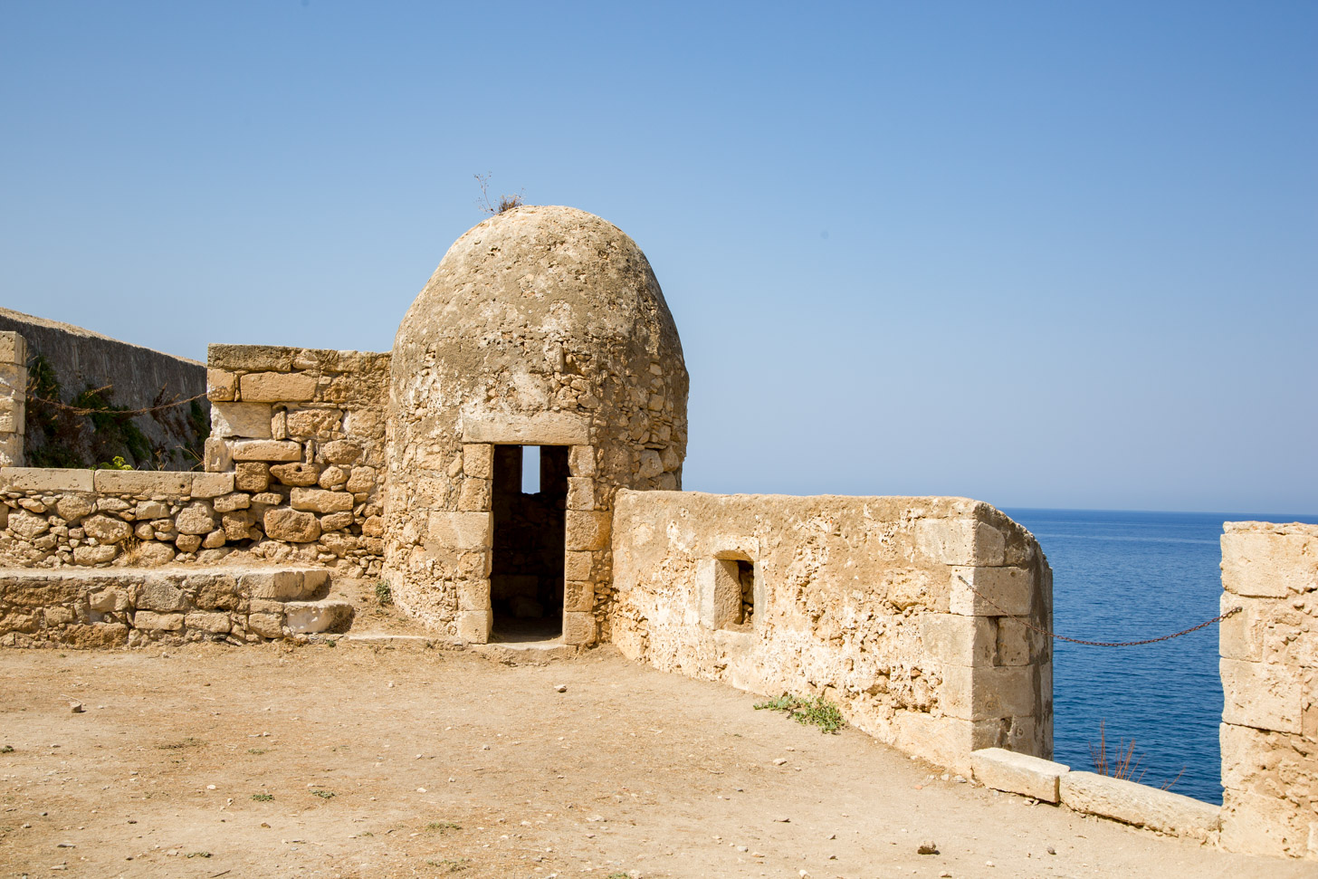 Fortezza in Rethymnon