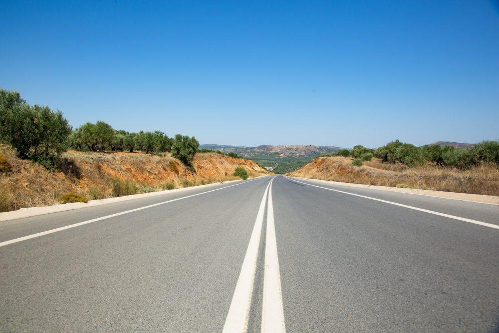 Autorijden op Kreta